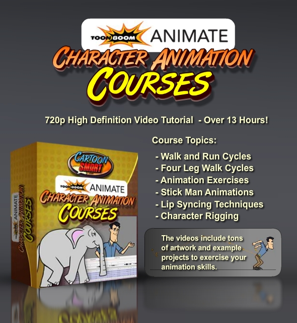 Toon Boom Animate Character Design Tutorial : Toon boom animate cartoonsmart affiliate kit