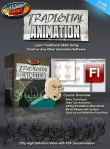 Traditional Animation Video Tutorial Using Flash